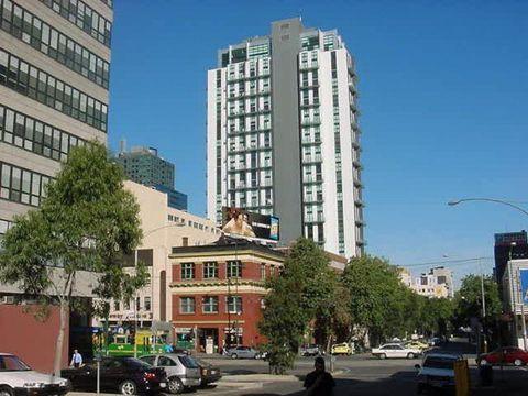 Melbourne, 2706/87 Franklin Street