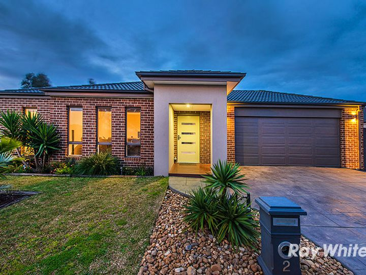 2 Thunderbolt Drive, Cranbourne East, VIC