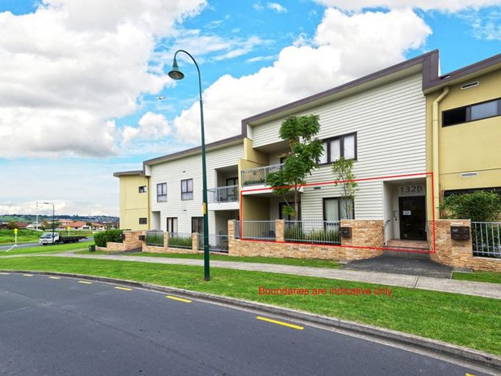 7B/132B Stancombe Road, Flat Bush, Manukau City