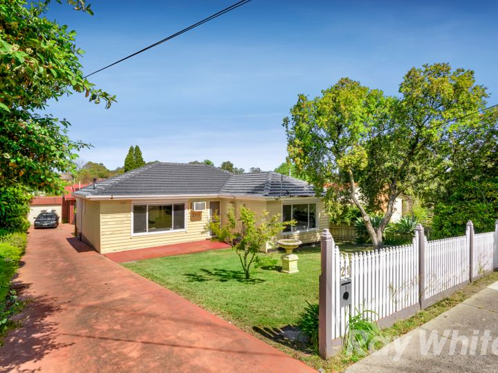 1/21 Barbara Avenue, Dandenong North, VIC