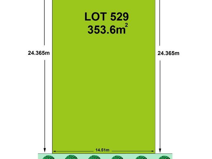 Lot 529 Lolita Street, Schofields, NSW