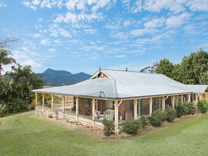 477 Pinnacle Road, Tyalgum, NSW