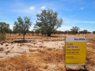 Ideally Situated, 10 Acre Block with Bitumen Frontage - Longreach
