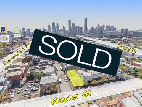 South Melbourne, 148 Napier Street