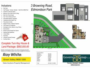 House & Land package - Edmondson Park