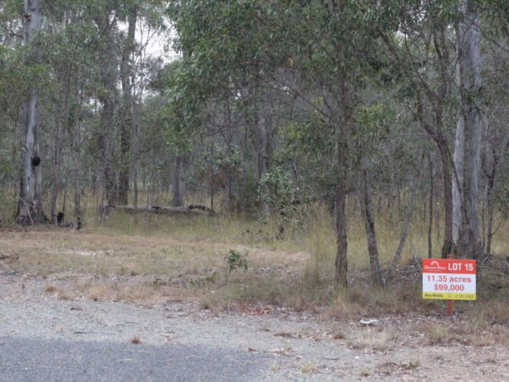 Lot 15 Lomandra Lane, Dunmora, QLD