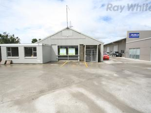 Showroom/Workshop, High Profile on Flaxton - Rangiora