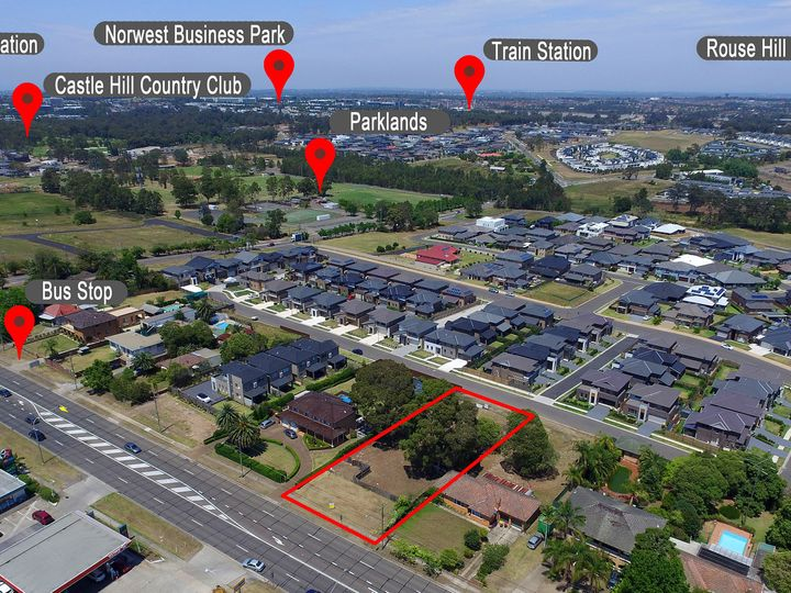 22 Windsor Road, Kellyville, NSW