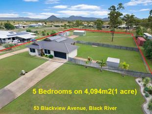 Immaculate 5 Bedroom Home on 1 Acre - Black River