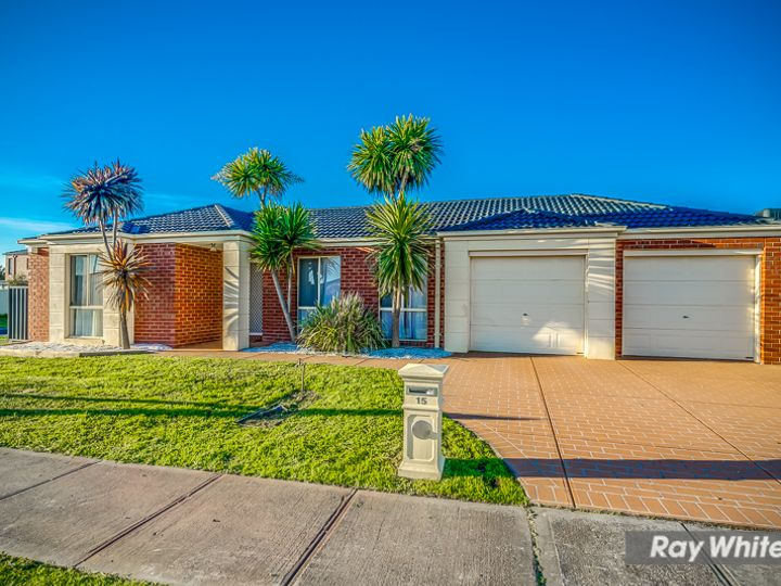 15 Moorgate Street, Point Cook, VIC