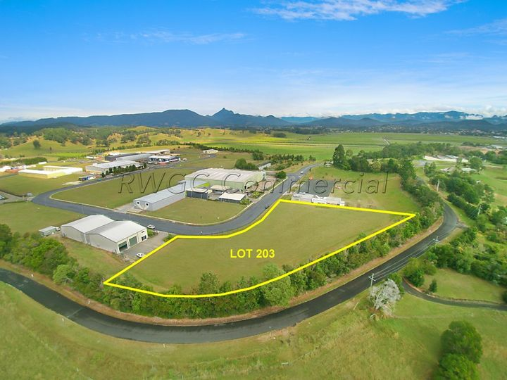 Lot 203 Industry Cen 9-15 Kite Crescent, Murwillumbah, NSW