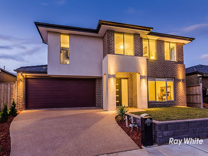 33 Mernoo Avenue, Clyde North, VIC