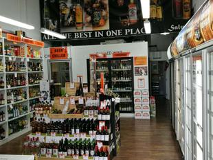 ALBANY ALCOHOL RETAIL SHOP - Albany