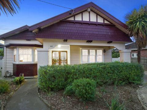 East Geelong, 44 Meakin Street