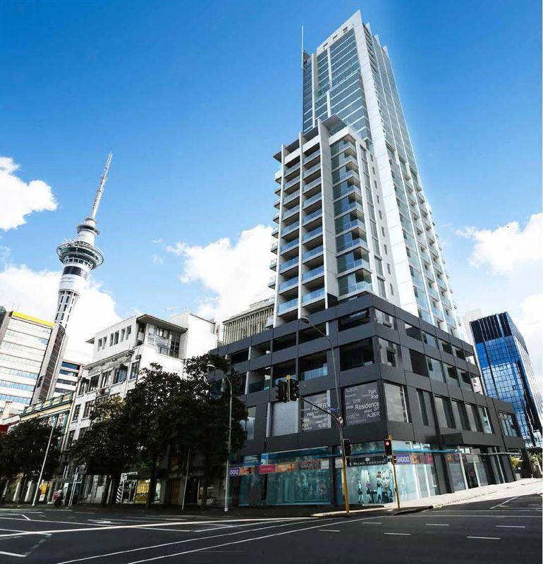 1722 Albert Street Apartments: 1505/32-39 Albert Street, Auckland Central, Auckland City