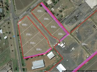 SORT LOCATION - INDUSTRIAL LAND FROM $135,000-$160,000 - Dalby