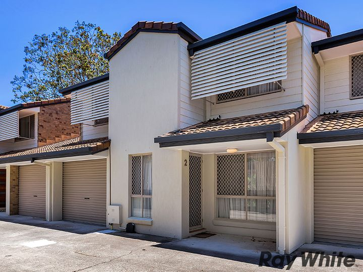 2/60 Barron Street, Gordon Park, QLD