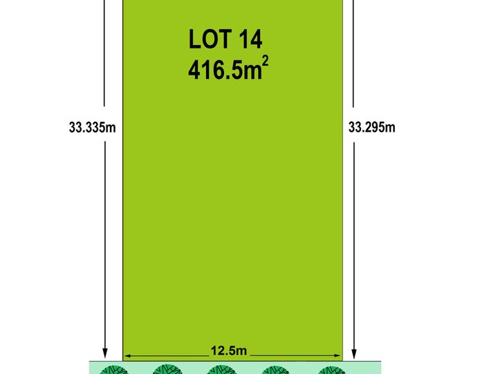 Lot 14 Bellflower Street, Schofields, NSW