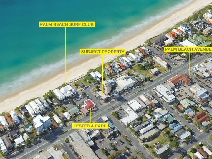 3 and 4/1095 Gold Coast Highway, Palm Beach, QLD