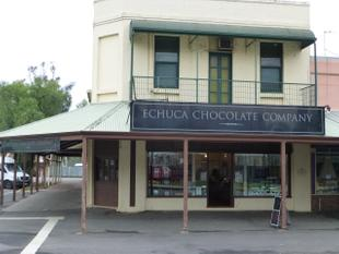HEART OF ECHUCA`S HISTORIC PORT AREA - Echuca
