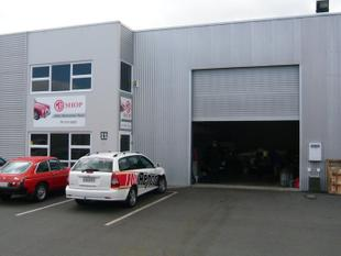 Modern Industrial Unit For Sale - Mount Maunganui