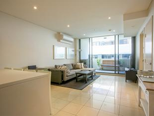 Stylish Fully Furnished One Bedroom Apartment in Prime Locale - Waterloo