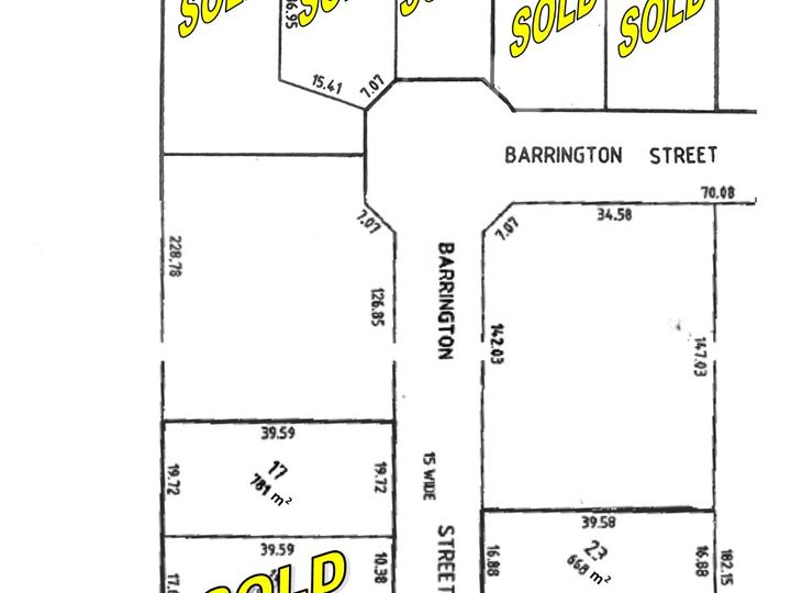 Lot 21 Barrington Street, Renmark, SA