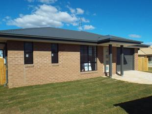 NEAR NEW 4 BEDROOM HOME- OWNER NEGOTIABLE - Kingaroy