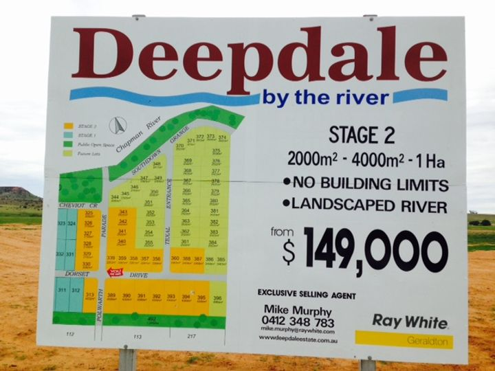 Lot 356 Dorset Drive, Deepdale, WA