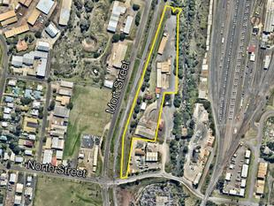 Large Toowoomba Industrial Complex - North Toowoomba