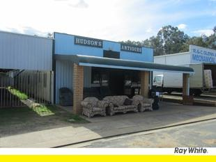 COMMERCIAL WAREHOUSE - IDEAL LOCATION - Deniliquin