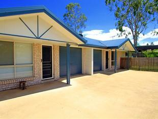 MODERN UNIT IN GRACEMERE - Gracemere