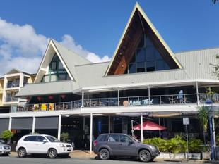 LIMITED LEASING OPPORTUNITIES IN CENTRAL AIRLIE DINING PRECINCT - Airlie Beach