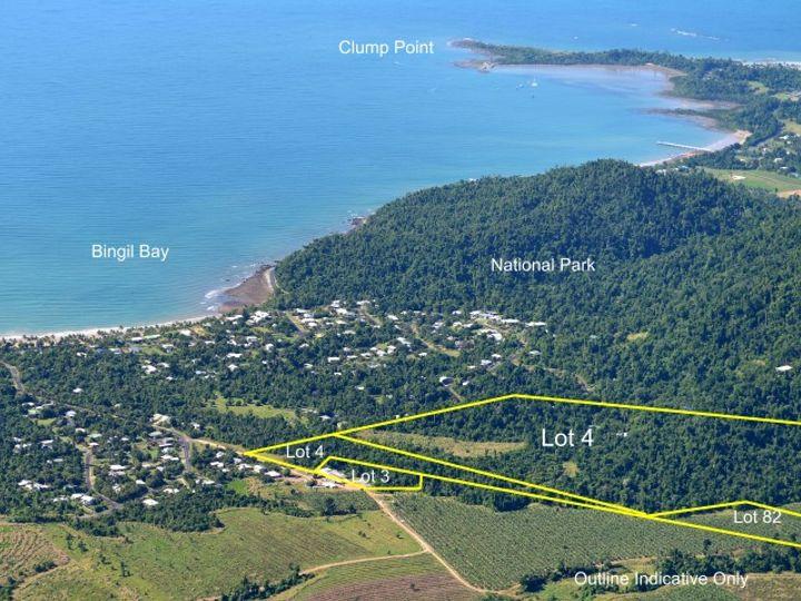 Lots 3, 4 and 82 Butler Road, Bingil Bay, QLD