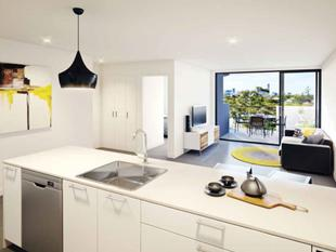 Brand New Boutique 2 Bedroom Cedar Apartment Level 4 - Greenslopes