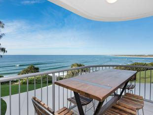Stunning Ocean Front Apartment with Breathtaking Views - Caloundra