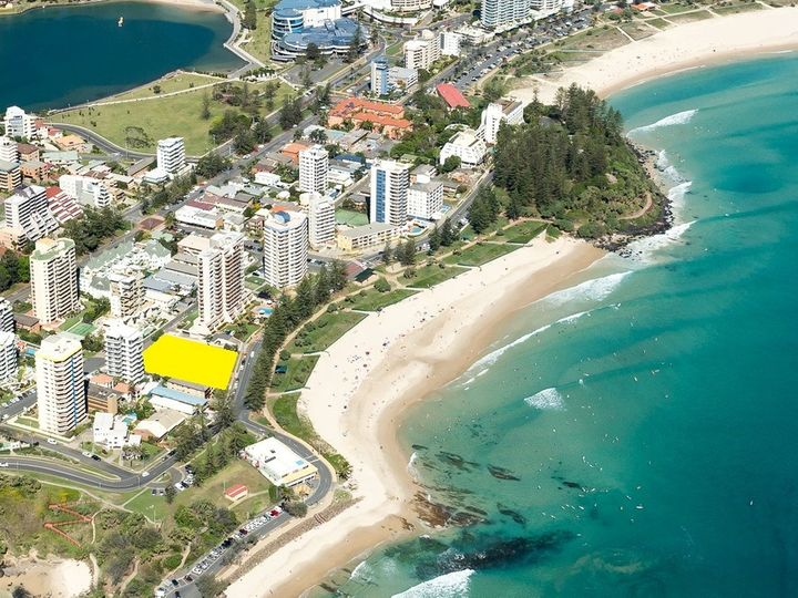 702/192 Marine Parade 'The Garland', Rainbow Bay, QLD