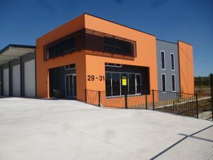 New Strata Industrial Unit - 422 sqm - Bells Creek