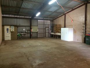 SMALL INDUSTRIAL UNIT WELL LOCATED - Karratha Industrial Estate