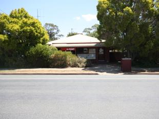 LOCKINGTON POST OFFICE - Lockington