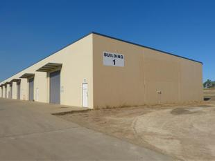 440m2 SHED + OFFICES + HARDSTAND - Gladstone Central