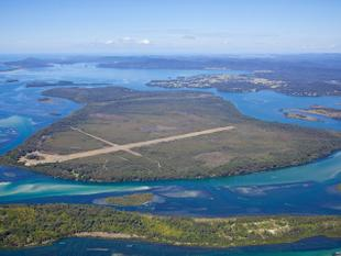 Your Own Island Paradise ...And Airstrip! - Forster