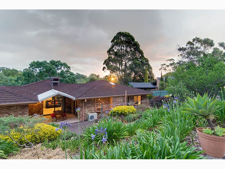 Landscaping Flagstaff Hill : House sold flagstaff hill sa glendale avenue