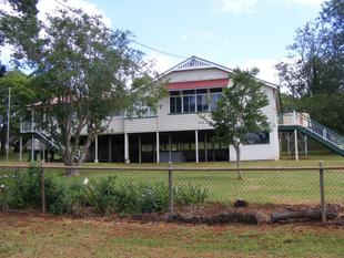 HOME FROM SCHOOL?  IT IS HOME ! - Yarraman