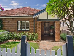 Renovated Art deco semi in superb setting - Willoughby