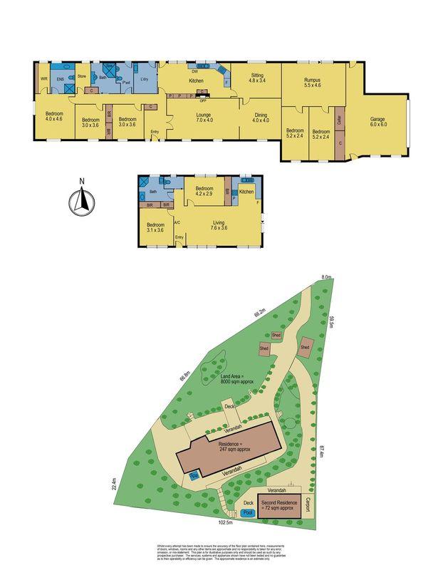 14 16 fitzsimons lane eltham vic residential house sold for 16 brookers lane floor plans