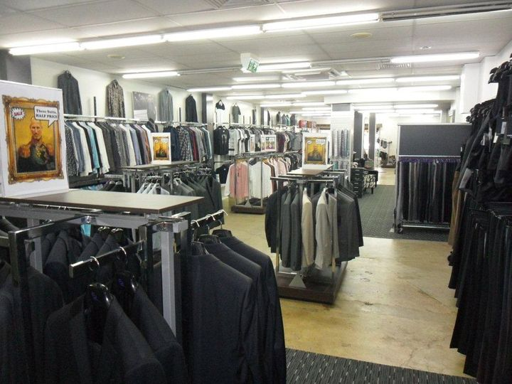 Shop 2, 103 East Street (Swarv Menswear), Rockhampton City, QLD