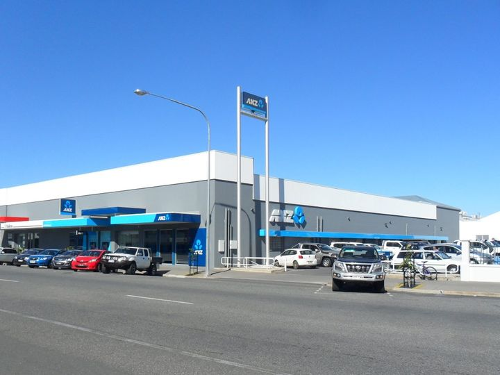 Tenancy 3, 214 Bolsover Street, 'ANZ Building', Rockhampton City, QLD