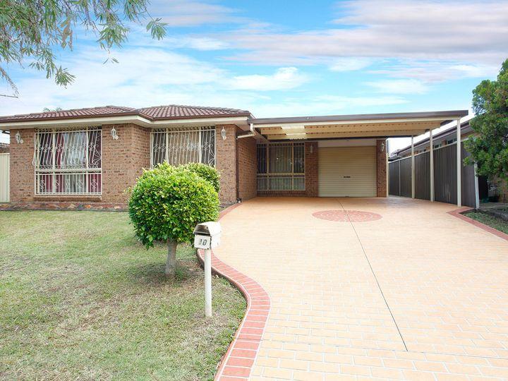 10 Stedham Grove, Oakhurst, NSW