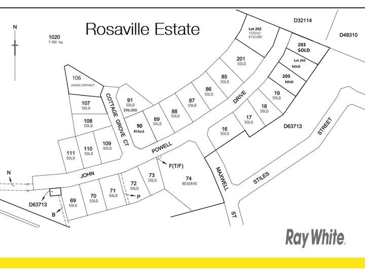 Lot 202 John Powell Drive, Mount Gambier, SA
